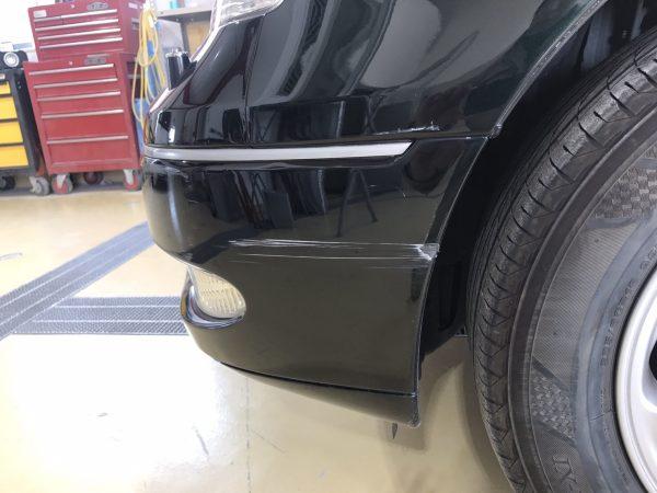 トヨタ セルシオ 擦り傷修理