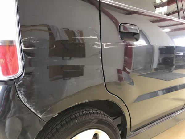 スズキ MRワゴン修理