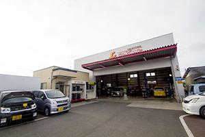 徳島のキズ・へこみ修理 鈑金専門店