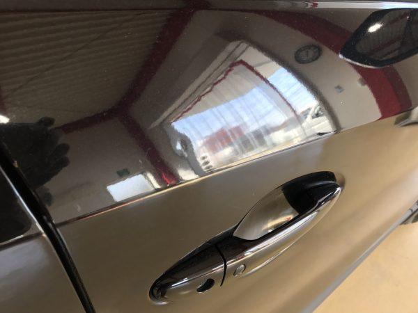 マツダ CX-5 ドア エクボ修理