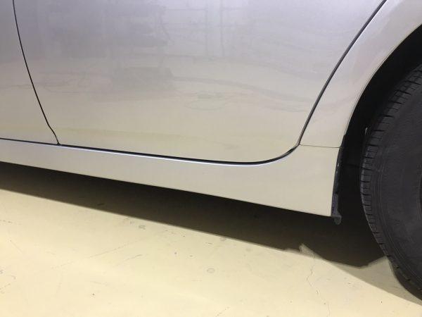 トヨタ プリウス擦り傷修理